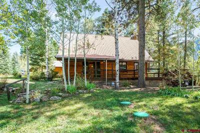 La Plata County Single Family Home For Sale: 103 Los Ranchitos