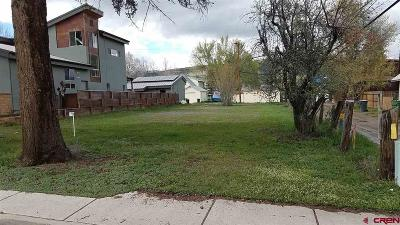 Durango Residential Lots & Land For Sale: 362 W 23rd Street