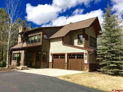 La Plata County Single Family Home For Sale: 48 Royal Elk Trail