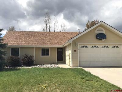 Cedaredge Single Family Home For Sale: 1190 SE Deer Creek Road