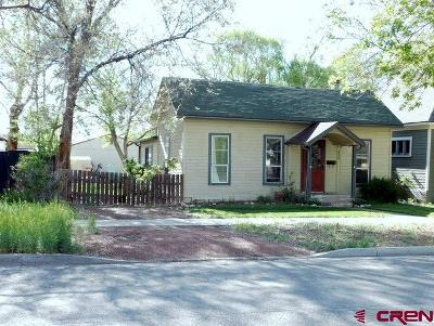 Delta County Single Family Home UC/Contingent/Call LB: 855 Meeker Street