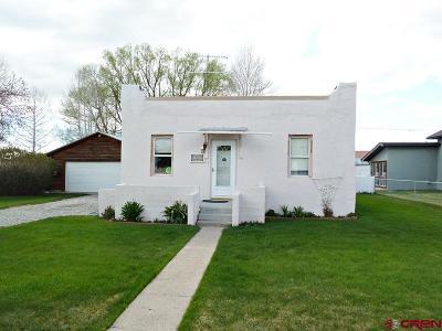 La Jara Single Family Home For Sale: 609 Walnut