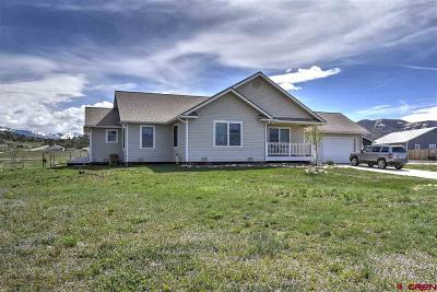 Mancos Single Family Home UC/Contingent/Call LB: 572 Glen Ct