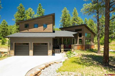 La Plata County Single Family Home For Sale: 149 Calico Trails
