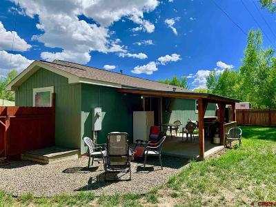 Gunnison Mobile/Manufactured For Sale: 802 W Highway 50