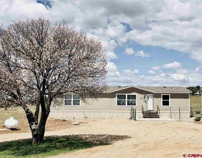 Mancos Mobile/Manufactured For Sale: 12161 Road 32