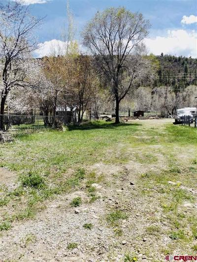 Dolores Residential Lots & Land UC/Contingent/Call LB: 303 Riverside
