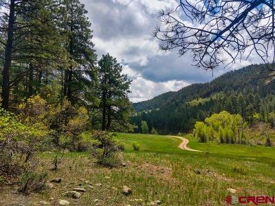 Bayfield Residential Lots & Land For Sale: Bear Creek Road