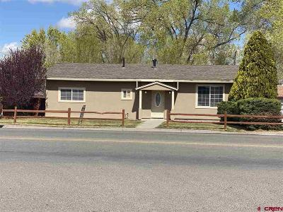 Montrose Single Family Home For Sale: 407 S 12th Street