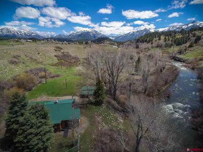 Pagosa Springs Single Family Home For Sale: 231 Taylor Lane