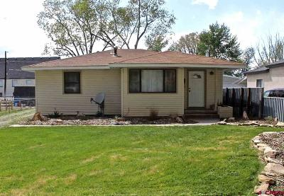 Delta County Single Family Home UC/Contingent/Call LB: 617 Bluff Street