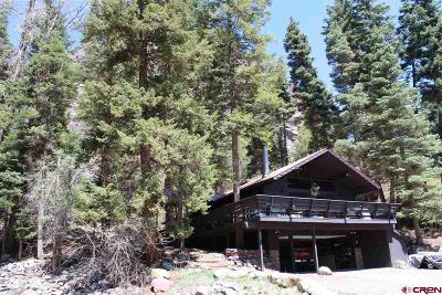 Ouray Single Family Home For Sale: 430 Mother Lode Lane
