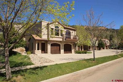 Durango Condo/Townhouse For Sale: 3435 Bennett Street
