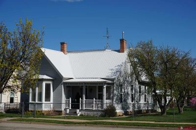 Mancos Single Family Home UC/Contingent/Call LB: 328 W Grand Avenue