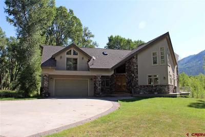 La Plata County Single Family Home For Sale: 720 James Ranch