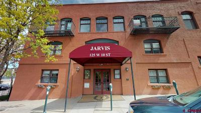 Durango Condo/Townhouse For Sale: 1001 Main Ave #300