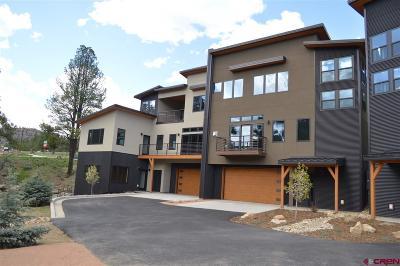 La Plata County Condo/Townhouse For Sale: 1145 Twin Buttes Ave.