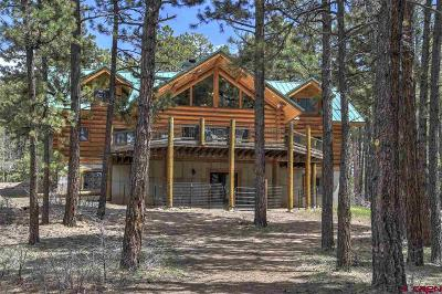 La Plata County Single Family Home For Sale: 545 Blue Bird Lane