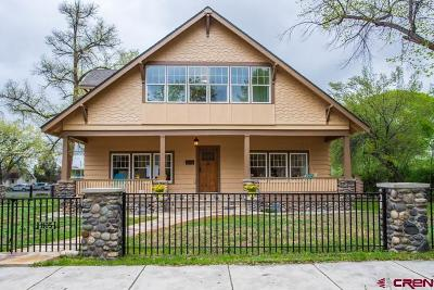 Montrose Single Family Home For Sale: 1105 S 1st Street