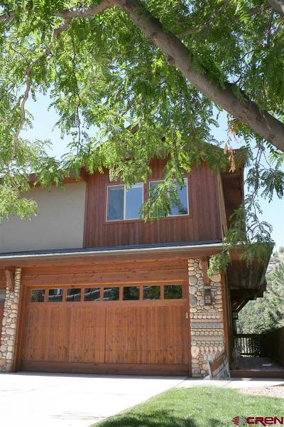 La Plata County Condo/Townhouse For Sale: 50 River Oaks Drive #112