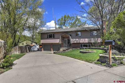 Durango Single Family Home For Sale: 20 Maple Dr