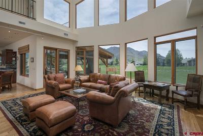 La Plata County Single Family Home UC/Contingent/Call LB: 764 N Dalton Ranch Road
