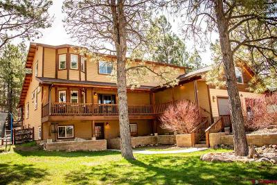 Pagosa Springs Single Family Home For Sale: 81 Sumac Ct