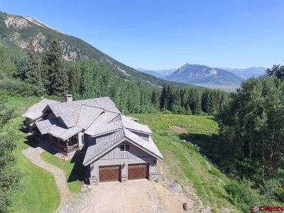 Single Family Home For Sale: 1610 Red Mountain Ranch Road