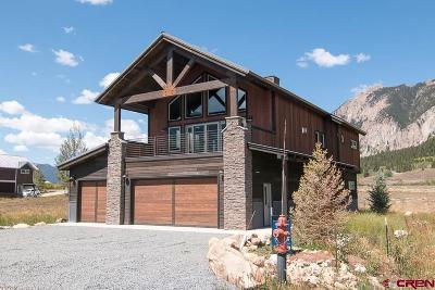 Crested Butte Single Family Home For Sale: 367 White Stallion Circle