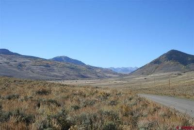 Gunnison County Residential Lots & Land For Sale: 6 Coyote Trail