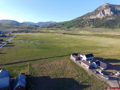 Gunnison County Residential Lots & Land For Sale: 923 Belleview Avenue