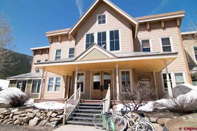 Gunnison County Commercial For Sale: 427 Belleview Avenue #105