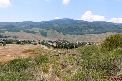 Gunnison County Residential Lots & Land For Sale: County Road 740