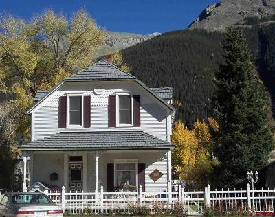 Silverton Single Family Home For Sale: 1434 Reese Street
