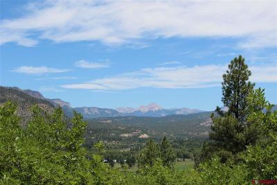 Durango Residential Lots & Land For Sale: Cr 250