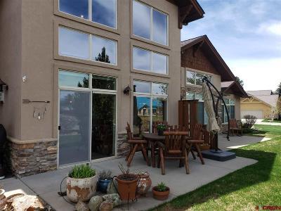 Pagosa Springs Condo/Townhouse UC/Contingent/Call LB: 1135 Park Avenue #903