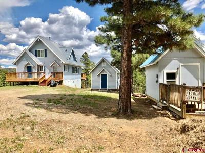 La Plata County Single Family Home For Sale: 662 Pine Lane