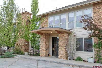 Durango Condo/Townhouse For Sale: 35 Sunshine #6