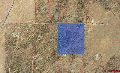 Montrose Residential Lots & Land UC/Contingent/Call LB: Tres Coyote Trail
