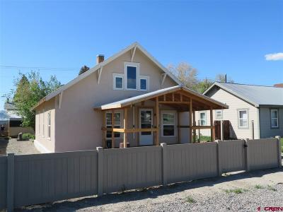 Montrose Single Family Home For Sale: 31 S 5th Street