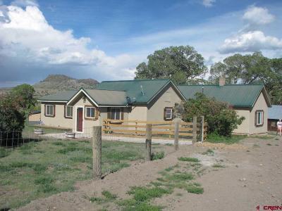 Del Norte Farm For Sale: 7230 Co. Rd. 14
