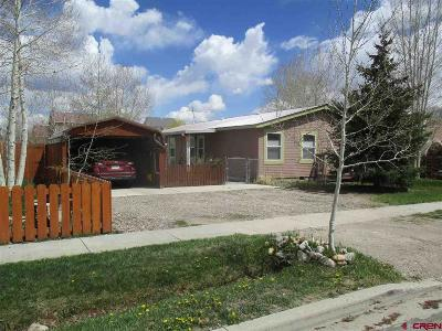 Gunnison Mobile/Manufactured For Sale: 502 N 7th Street