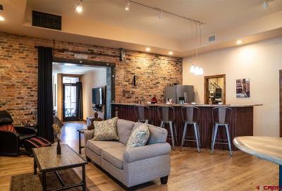 La Plata County Condo/Townhouse For Sale: 150 W 10th Street