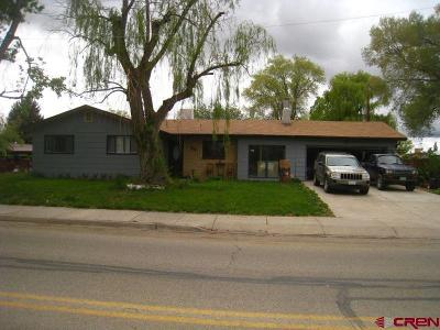 Cortez CO Single Family Home For Sale: $169,000