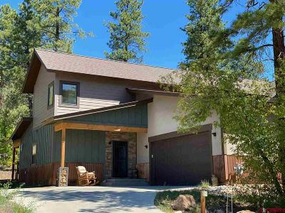 Durango Condo/Townhouse For Sale: 69 Mountain Stream Court