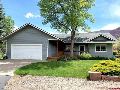 Durango Single Family Home For Sale: 50 Long Hollow Lane