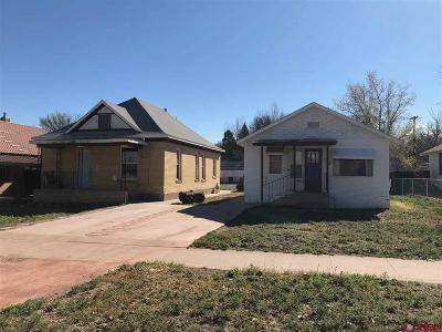 Delta CO Multi Family Home For Sale: $320,000