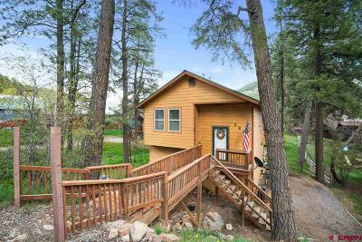 La Plata County Single Family Home UC/Contingent/Call LB: 286 Forest Lakes Drive