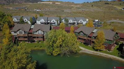 Ridgway Residential Lots & Land UC/Contingent/Call LB: Redcliff Circle