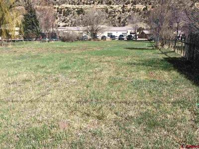 Dolores Residential Lots & Land For Sale: 1213 Railroad Avenue